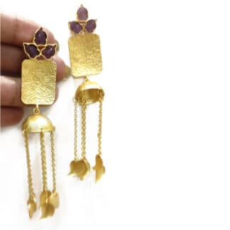 Dilruba Ethnic Chic Earrings