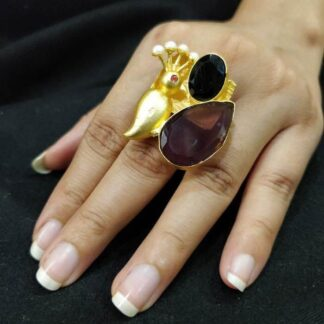 The Smoky Bird Ring